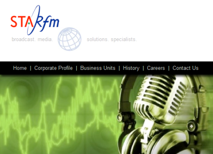 Welcome to Star RFM_1282381606483