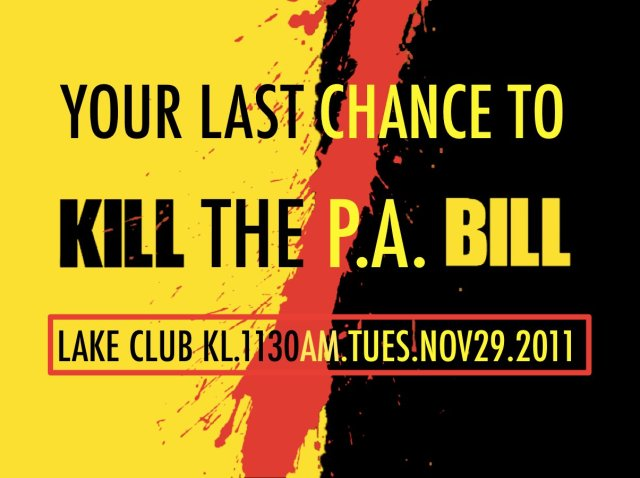 Kill Bill Last Chance